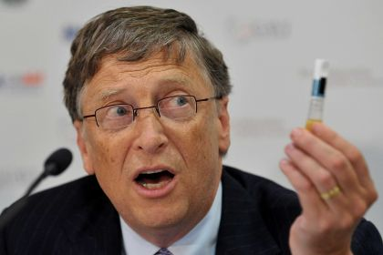 (Getty Images) Bill Gates