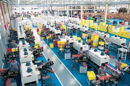 La fabbrica in Brasile dove vengono prodotte le Havaianas
