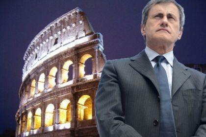 Il sindaco di Roma, Gianni Alemanno