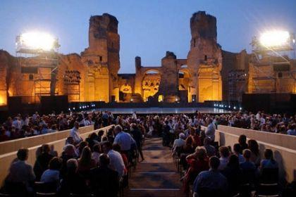 Un evento racchiuso nella rassegna dell'Estate romana del 2012